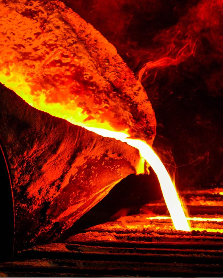 Seashore Steel ( Melting & Rolling)