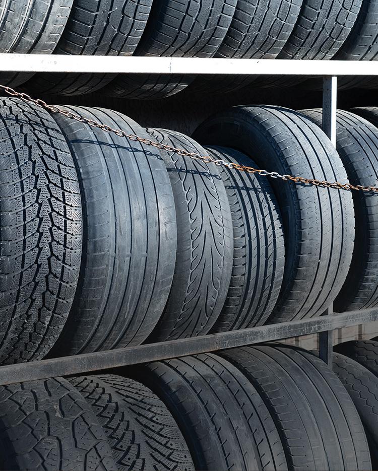 Seashore Tire Recycling Plants