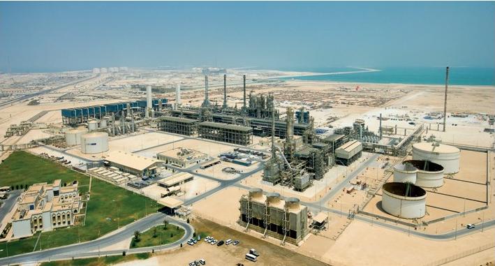 Oryx-GTL-Qatar-Refinery