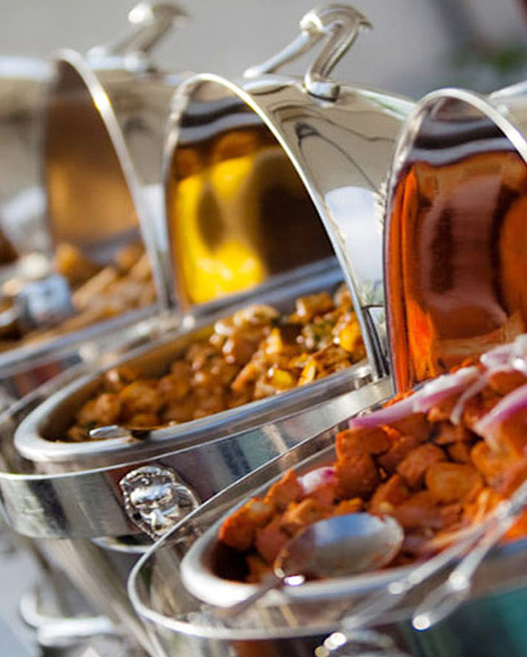 AMWAJ Catering Services
